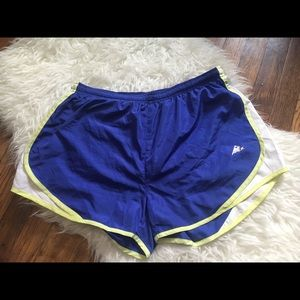 Apex running shorts